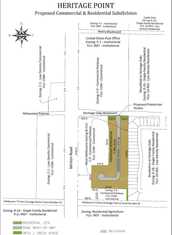 Heritage Point Proposed