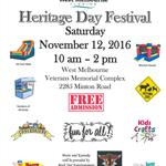 Heritage Day 2016